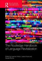 Routledge Handbook of Language Revitalization