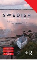 Colloquial Swedish: The Complete Course for Beginners 4th Revised edition