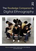 Routledge Companion to Digital Ethnography