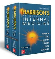 Harrison's Principles of Internal Medicine, Twentieth Edition (Vol.1 & Vol.2) 20th edition