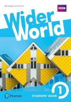 Wider World 1 Students' Book, 1