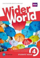 Wider World 4, 4
