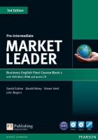 Market Leader Pre-Intermediate Flexi Course, Book 1