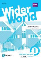 Wider World 1 Teacher's Book with MyEnglishLab & ExtraOnline Home Work plus   DVD-ROM Pack