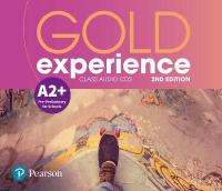 Gold Experience 2nd Edition A2plus Class Audio CDs
