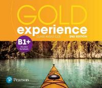 Gold Experience 2nd Edition B1 Class Audio CDs