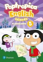 Poptropica English Islands Level 5 Flashcards 2nd New edition