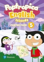 Poptropica English Islands Level 5 Posters New edition