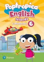 Poptropica English Islands Level 6 Flashcards 2nd New edition
