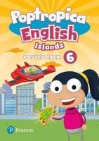 Poptropica English Islands Level 6 Posters New edition