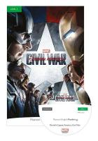 Level 3: Marvel's Captain America: Civil War Book & MP3 Pack
