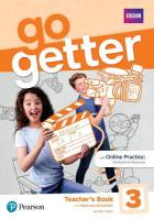 GoGetter 3 Teacher's Book with MyEnglishLab & Online Extra Homework plus   DVD-ROM Pack