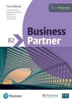 Business Partner B2 Coursebook and Basic MyEnglishLab Pack