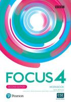 Focus 2e 4 Workbook 2nd edition