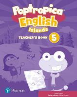 Poptropica English Islands Level 5 Teacher's Book with Online World Access   Code plus Test Book pack