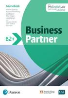 Business Partner B2plus Coursebook and Standard MyEnglishLab Pack
