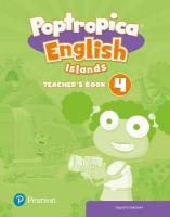 Poptropica English Islands Level 4 Teacher's Book with Online World Access   Code plus Test Book pack