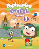 Poptropica English Islands Level 2 Pupil's Book with Online World Access Code