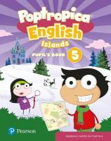 Poptropica English Islands Level 5 Pupil's Book and Online World Access Code