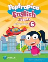 Poptropica English Islands Level 6 Pupil's Book and Online World Access Code