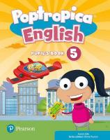 Poptropica English Level 5 Pupil's Book and Online World Access Code Pack