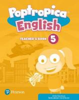 Poptropica English Level 5 Teacher's Book and Online World Access Code Pack