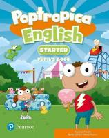 Poptropica English Starter Pupil's Book and Online World Access Code Pack