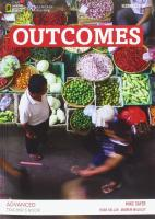 Outcomes Advanced: Teacher's Book with Class Audio CD 2nd Revised edition, C1