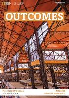 Outcomes Pre-Intermediate: Teacher's Book with Class Audio CD 2nd Revised edition, A2
