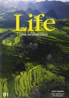 Life Pre-Intermediate: Student Book with DVD PKG and MyELT Online Workbook PAC, A2