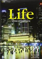 Life Upper Intermediate: Student Book with DVD PKG and MyELT Online Workbook PAC, B2