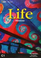 Life Advanced: Student Book with DVD PKG and MyELT Online Workbook PAC, C1