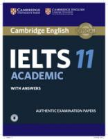 Cambridge IELTS 11 Academic Student's Book with Answers with Audio: Authentic Examination Papers