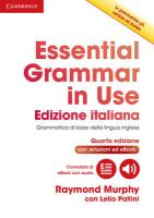 Essential Grammar in Use Book with Answers and Interactive eBook Italian   Edition 4th Revised edition