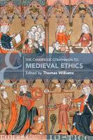 Cambridge Companions to Philosophy, The Cambridge Companion to Medieval Ethics