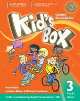 Kid's Box Level 3 Pupil's Book British English Updated edition
