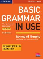 Basic Grammar in Use Student's Book with Answers: Self-study Reference and Practice for Students of American English 4th Revised edition