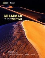 Grammar for Great Writing A, A