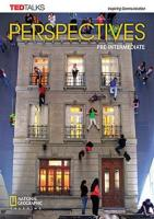 Perspectives Pre-intermediate: Student's Book