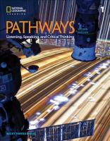 Pathways: Listening, Speaking, and Critical Thinking 1 2nd edition
