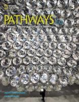 Pathways: Listening, Speaking, and Critical Thinking 3 2nd edition