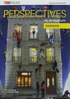 Perspectives Pre-intermediate: Workbook with Audio CD