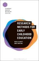 Research Methods for Early Childhood Education Annotated edition