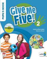 Give Me Five! Level 2 Pupil's Book Pack