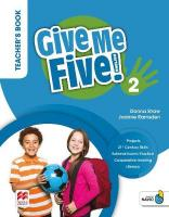 Give Me Five! Level 2 Teacher's Book Pack