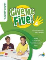 Give Me Five! Level 4 Teacher's Book Pack