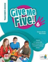 Give Me Five! Level 6 Teacher's Book Pack
