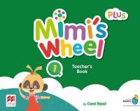 Mimi's Wheel Level 1 Teacher's Book Plus with Navio App