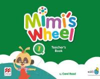 Mimi's Wheel Level 1 Teacher's Book with Navio App