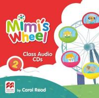 Mimi's Wheel Level 2 Audio CD